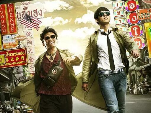 金句不断笑梗频出,蒙古语版《唐人街探案》精彩程度不打折!