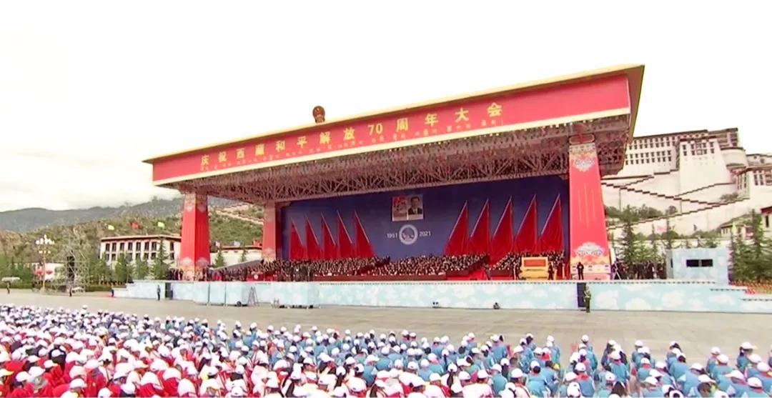 西藏和平解放70周年   这部纪录片里的西藏,谁能不爱?