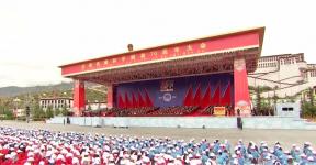 西藏和平解放70周年 | 这部纪录片里的西藏,谁能不爱?