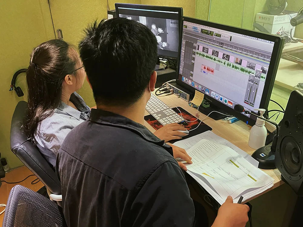 外译中纪录片 | 有情感的译制,让纪录片更富生命力