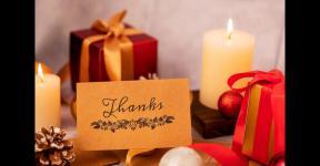 """甜甜的感恩节礼物已收到,多语种版的""""谢谢""""请你倾听"""